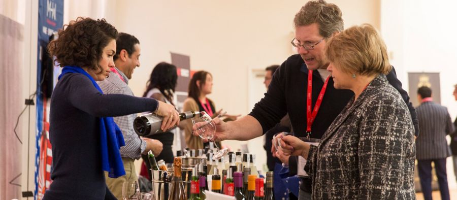 Photo for: Become an Exhibitor at 2020 USA Trade Tasting in NYC