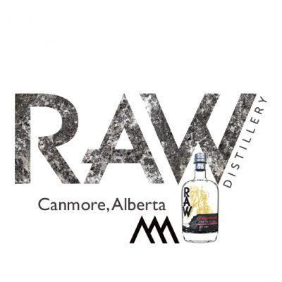 Logo for:  RAW Distillery
